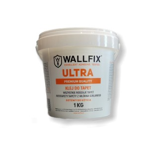 Uniwersalny klej do tapet Wallfix Ultra 1 kg