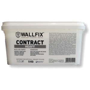 Profesjonalny klej do tapet Wallfix Contract Heavy 5 kg