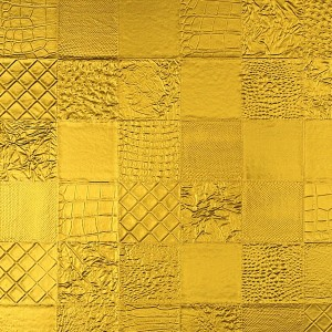 Panel LL COLLAGE Oro