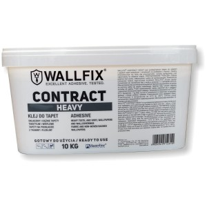 Profesjonalny klej do tapet Wallfix Contract Heavy 10 kg